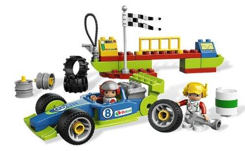 レゴ デュプロ 6143 Lego Duplo 6143 Race Carレゴ デュプロ 6143