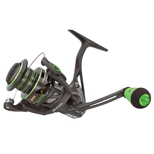 リール Lew's Fishing Lews Fishing 釣り道具 フィッシング MH2-400 Lews Fishing MH2-400 Mach Ii Metal Speed Spin Spinning Reel, 400, 6.2: 1 Gear Ratio, 33