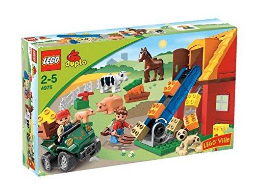 レゴ デュプロ 4495598 LEGO Duplo Ville Farm (4975)レゴ デュプロ 4495598