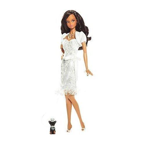 バービー バービー人形 バースストーン 誕生石 12カ月 Barbie Collection Birthstone Beauties African American - Diamond April - L7575バービー バービー人形 バースストーン 誕生石 12カ月