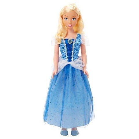 シンデレラ ディズニープリンセス Disney Princess Cinderella Fairytale Friends My Size Doll by DPシンデレラ ディズニープリンセス