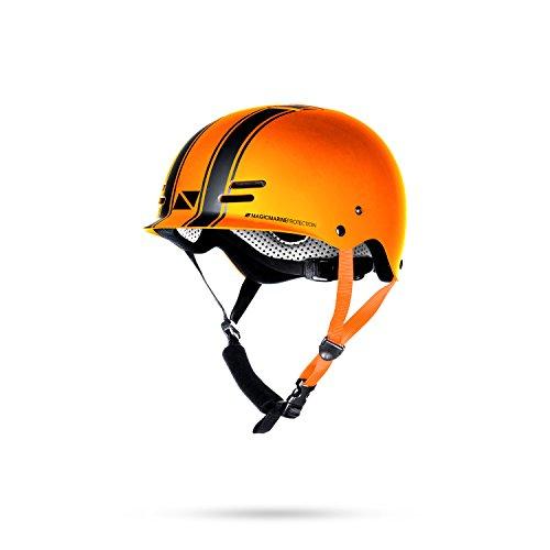 ウォーターヘルメット 安全 マリンスポーツ サーフィン ウェイクボード 【送料無料】Magic Marine Impact Pro Helmet 2020 - Neon Orange L/XLウォーターヘルメット 安全 マリンスポーツ サーフィン ウェイクボード