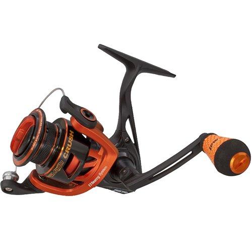 リール Lew's Fishing Lews Fishing 釣り道具 フィッシング MCR400 Lews Fishing MCR400 Mach Crush Speed Spinning Reel, 400 Reel Size, 6.2: 1 Gear Ratio, 35