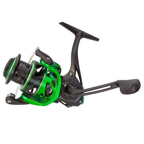 リール Lew's Fishing Lews Fishing 釣り道具 フィッシング MS300C Lews Fishing MS300C Mach Speed Spin Spinning Reel, 6.2: 1 Gear Ratio, 10+1 Bearings, 32