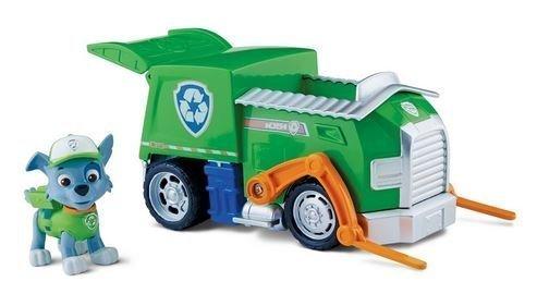 パウパトロール アメリカ直輸入 英語 バイリンガル育児 おもちゃ Paw Patrol Pup and Vehicle Bundle of 2 Vehicles, Everest's Rescue Snowmobile and Rocky's Recycling Truckパウパトロール アメリカ直輸入 英語 バイリンガル育児 おもちゃ