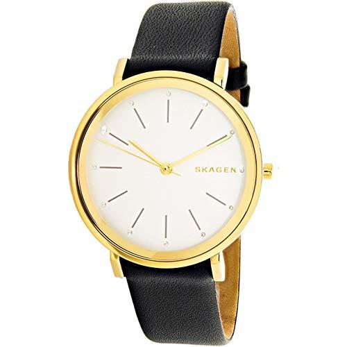 スカーゲン 腕時計 レディース SKW2510 【送料無料】Skagen Women's Hald SKW2510 Blue Leather Quartz Fashion Watchスカーゲン 腕時計 レディース SKW2510