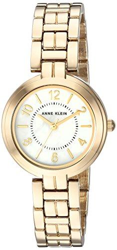 腕時計 アンクライン レディース AK/3070MPGB 【送料無料】Anne Klein Women's Gold-Tone Bracelet Watch腕時計 アンクライン レディース AK/3070MPGB