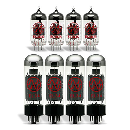 真空管 ギター・ベース アンプ 海外 輸入 EL34/ECC83S JJ Tube Upgrade Kit For Peavey XXX II Amps EL34/ECC83S真空管 ギター・ベース アンプ 海外 輸入 EL34/ECC83S