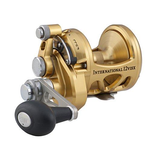リール ペン Penn 釣り道具 フィッシング INT30VISX Reels Saltwater Lever Drag PENN INT30VISX International Leverdrag Conventional 2-Speed Reel 30リール ペン Penn 釣り道具 フィッシング INT30VISX