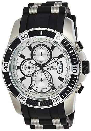 インヴィクタ インビクタ プロダイバー 腕時計 メンズ 22428 Invicta Men's Pro Diver Stainless Steel Quartz Watch with Silicone Strap, Two Tone, 25 (Model: 22428)インヴィクタ インビクタ プロダイバー 腕時計 メンズ 22428