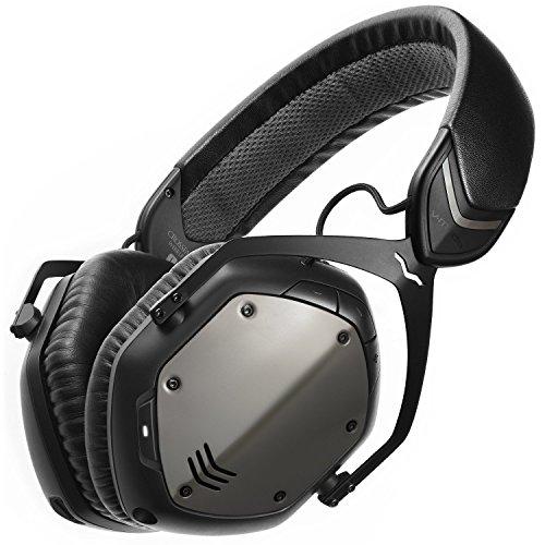 海外輸入ヘッドホン ヘッドフォン イヤホン 海外 輸入 XFBT-GUNBLACK V-MODA Crossfade Wireless Over-Ear Headphone海外輸入ヘッドホン ヘッドフォン イヤホン 海外 輸入 XFBT-GUNBLACK