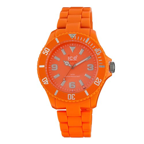 腕時計 アイスウォッチ メンズ かわいい 夏の腕時計特集 SI.DO.B.S 【送料無料】Ice Sili Winter Quartz Movement Orange Dial Unisex Watch SIDOBS10腕時計 アイスウォッチ メンズ かわいい 夏の腕時計特集 SI.DO.B.S