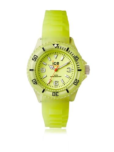 アイスウォッチ 腕時計 メンズ かわいい GL.GY.S.S.11 【送料無料】Ice-Watch Kids' Glow Yellow Silicone Watchアイスウォッチ 腕時計 メンズ かわいい GL.GY.S.S.11