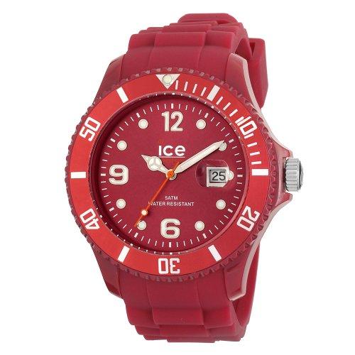 アイスウォッチ 腕時計 レディース かわいい 夏の腕時計特集 SWDRBS11 【送料無料】Ice Watch Women's SWDRBS11 Winter Collection Deep Red Watchアイスウォッチ 腕時計 レディース かわいい 夏の腕時計特集 SWDRBS11