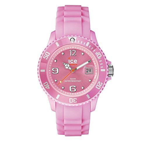 アイスウォッチ 腕時計 レディース かわいい SIPKSS09 【送料無料】Ice-Watch Women's SIPKSS09 Sili Collection Pink Dial Watchアイスウォッチ 腕時計 レディース かわいい SIPKSS09