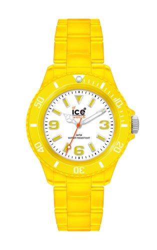 アイスウォッチ 腕時計 レディース かわいい 夏の腕時計特集 NE.YW.S.P.09 【送料無料】Ice-Watch Women's NE.YW.S.P.09 Neon Collection Clear Yellow Plastic Watchアイスウォッチ 腕時計 レディース かわいい 夏の腕時計特集 NE.YW.S.P.09