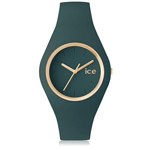 アイスウォッチ 腕時計 レディース かわいい Ice Glam Forest Urban Chic Ice-Watch - ICE Glam Forest Urban Chic - Women's Wristwatch with Silicon Strap - 001062 (Medium)アイスウォッチ 腕時計 レディース かわいい Ice Glam Forest Urban Chic
