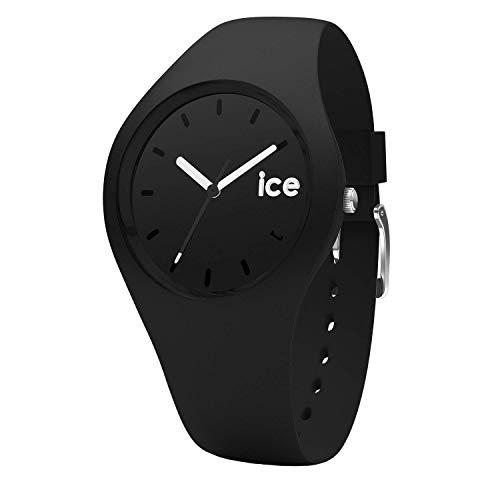アイスウォッチ 腕時計 レディース かわいい Ola Ice-Watch - ICE Ola Black - Women's Wristwatch with Silicon Strap - 000991 (Small)アイスウォッチ 腕時計 レディース かわいい Ola