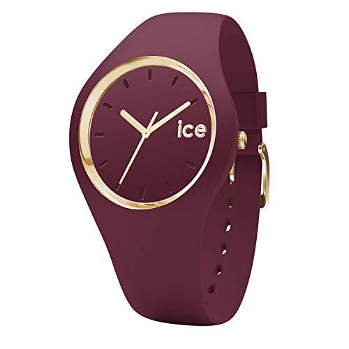 アイスウォッチ 腕時計 レディース かわいい Ice Glam Forest Anemone Ice-Watch - ICE Glam Forest Anemone - Women's Wristwatch with Silicon Strap - 001060 (Medium)アイスウォッチ 腕時計 レディース かわいい Ice Glam Forest Anemone