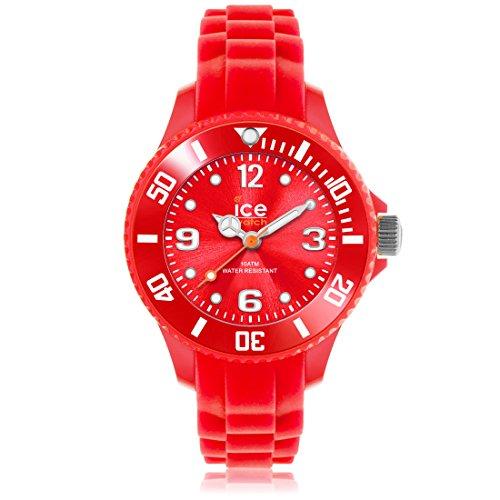 アイスウォッチ 腕時計 レディース かわいい SI.RD.M.S.13 Ice-Watch SI.RD.M.S.13 Sili Forever Red Mini Watchアイスウォッチ 腕時計 レディース かわいい SI.RD.M.S.13