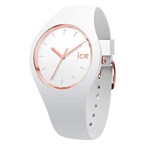 アイスウォッチ 腕時計 レディース かわいい ICE.GL.WRG.S.S.14 【送料無料】Ice-Watch ICE.GL.WRG.S.S.14 Ice-Glam White Small Watchアイスウォッチ 腕時計 レディース かわいい ICE.GL.WRG.S.S.14