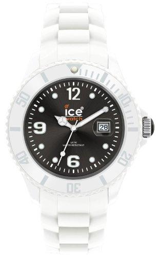 アイスウォッチ 腕時計 メンズ かわいい SIWKUS10 【送料無料】Ice Men's SIWKUS10 Ice-White Black Dial with White Bracelet Watchアイスウォッチ 腕時計 メンズ かわいい SIWKUS10