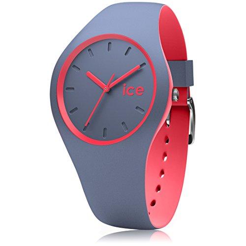 アイスウォッチ 腕時計 メンズ かわいい 夏の腕時計特集 012973 【送料無料】Ice-Watch - ICE Duo Stone Coral - Women's Wristwatch with Silicon Strap - 012973 (Medium)アイスウォッチ 腕時計 メンズ かわいい 夏の腕時計特集 012973