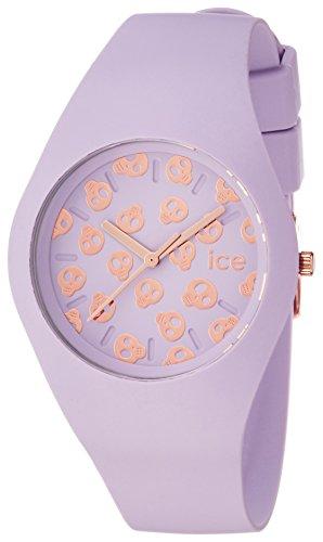 腕時計 アイスウォッチ メンズ かわいい 夏の腕時計特集 Ice Skull 【送料無料】Ice-Watch - ICE Skull Lilac - Women's Wristwatch with Silicon Strap - 001261 (Medium)腕時計 アイスウォッチ メンズ かわいい 夏の腕時計特集 Ice Skull