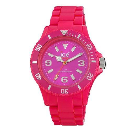 アイスウォッチ 腕時計 レディース かわいい CF.PK.U.P 10 Ice-Watch Women's CF.PK.U.P.10 Classic Fluo Pink Polycarbonate Watchアイスウォッチ 腕時計 レディース かわいい CF.PK.U.P 10