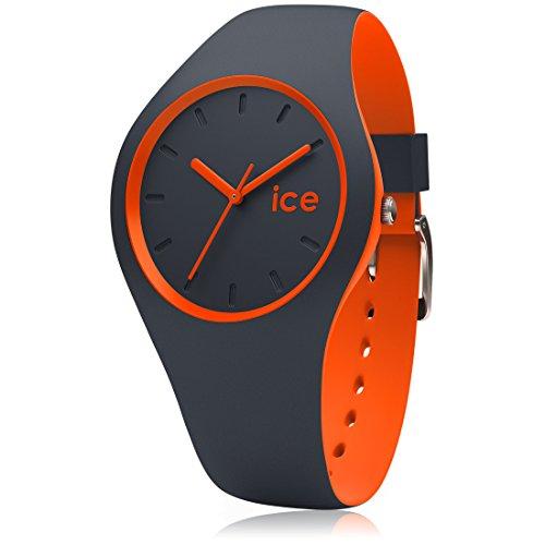 アイスウォッチ 腕時計 メンズ かわいい Ice Duo Ombre orange 【送料無料】ICE WATCH Duo Duo.OOE.U.S.16 Ice Duo Ombre Silicone Strap Watchアイスウォッチ 腕時計 メンズ かわいい Ice Duo Ombre orange