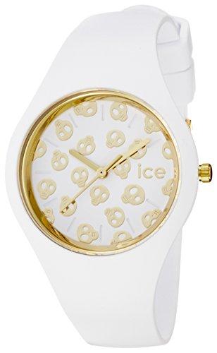 アイスウォッチ 腕時計 レディース かわいい Ice Skull Watch ICE-WATCH ICE.SK.WE.S.S.15アイスウォッチ 腕時計 レディース かわいい Ice Skull