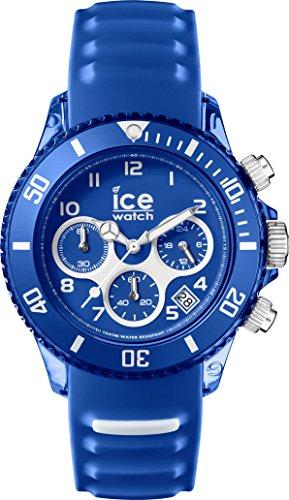 アイスウォッチ 腕時計 メンズ かわいい 012734 Ice-Watch - ICE Aqua Marine - Men's Wristwatch with Silicon Strap - Chrono - 012734 (Large)アイスウォッチ 腕時計 メンズ かわいい 012734