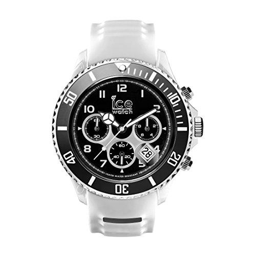 アイスウォッチ 腕時計 メンズ かわいい Ice Sporty Ice-Watch SR.CH.WBK.BB.S.15 Mens Ice-Sporty Big White Chronograph Watchアイスウォッチ 腕時計 メンズ かわいい Ice Sporty