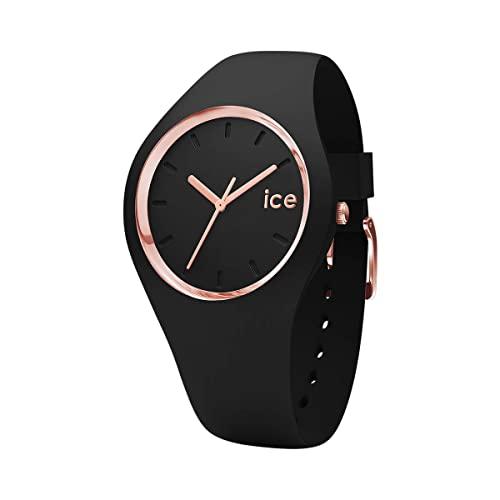 腕時計 アイスウォッチ メンズ かわいい 夏の腕時計特集 Ice Glam rosegold black 【送料無料】Ice-Watch - Glam - Black Rosegold - Unisex (43mm)腕時計 アイスウォッチ メンズ かわいい 夏の腕時計特集 Ice Glam rosegold black
