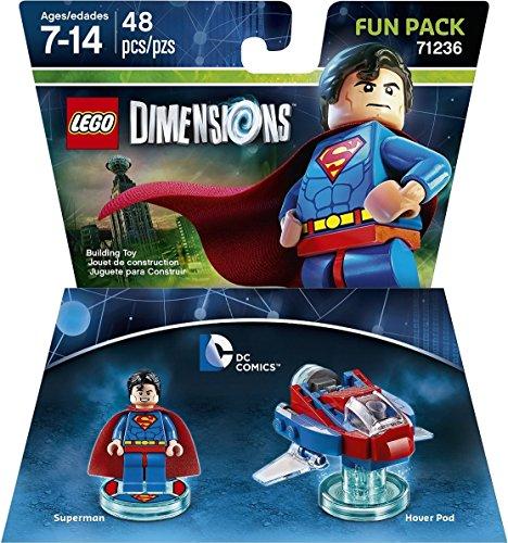 レゴ スーパーヒーローズ マーベル DCコミックス スーパーヒーローガールズ 1000561500 【送料無料】DC Superman Fun Pack - LEGO Dimensionsレゴ スーパーヒーローズ マーベル DCコミックス スーパーヒーローガールズ 1000561500