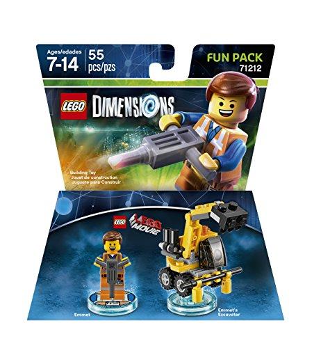 レゴ 1000545973 【送料無料】LEGO Movie Emmet Fun Pack - LEGO Dimensionsレゴ 1000545973