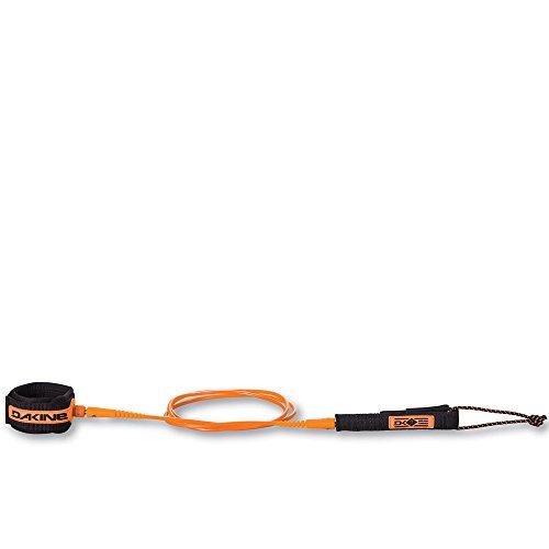 サーフィン リーシュコード マリンスポーツ 【送料無料】Dakine John John Florence Comp Surf Leash 5 feet x 3/16 inches Black Orangeサーフィン リーシュコード マリンスポーツ