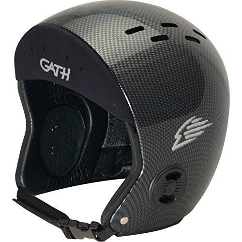 完璧 ウォーターヘルメット 安全 マリンスポーツ サーフィン ウェイクボード Gath Surf Convertible Helmet - Carbon - Sウォーターヘルメット 安全 マリンスポーツ サーフィン ウェイクボード, DOG LUCK a5417df7