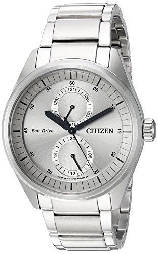 シチズン 逆輸入 海外モデル 海外限定 アメリカ直輸入 BU3010-51H 【送料無料】Citizen Men's 'Dress' Quartz Stainless Steel Casual Watch, Color:Silver-Toned (Model: BU3010-51H)シチズン 逆輸入 海外モデル 海外限定 アメリカ直輸入 BU3010-51H