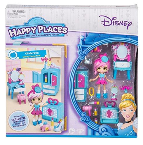 シンデレラ ディズニープリンセス 58104 Happy Places Disney Season 1 Cinderella Vanity Theme Packシンデレラ ディズニープリンセス 58104