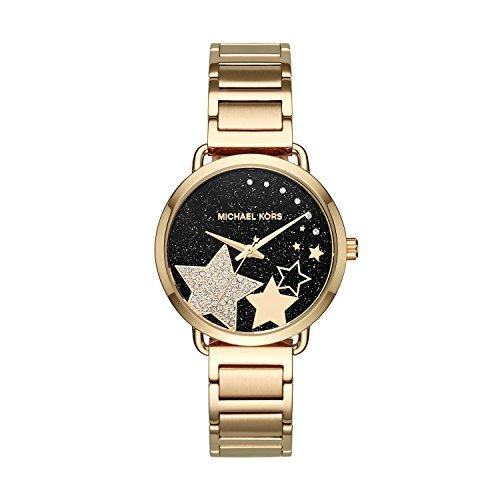 マイケルコース 腕時計 レディース マイケル・コース アメリカ直輸入 MK3794 Michael Kors Women's Portia Analog-Quartz Watch with Stainless-Steel Strap, Gold, 16 (Model: MK3794)マイケルコース 腕時計 レディース マイケル・コース アメリカ直輸入 MK3794