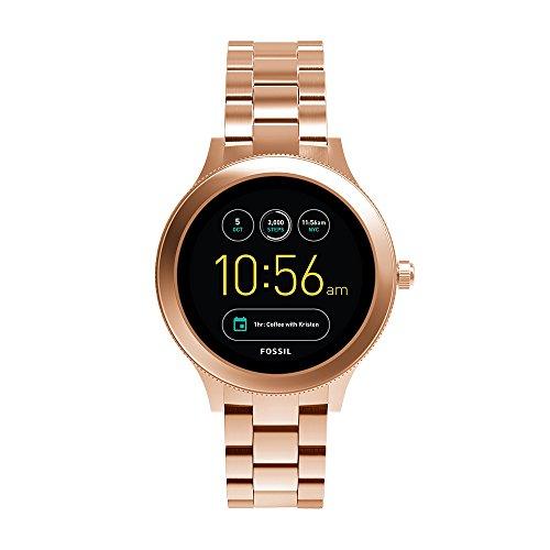 フォッシル 腕時計 レディース FTW6000 【送料無料】Fossil Women's Gen 3 Venture Stainless Steel Smartwatch, Color: Rose Gold-Tone (Model: FTW6000)フォッシル 腕時計 レディース FTW6000