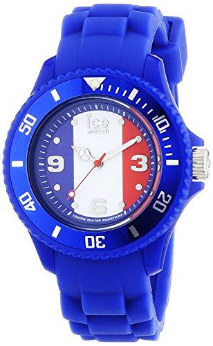 アイスウォッチ 腕時計 レディース かわいい WO.FR.S.S.12 【送料無料】Ice- World France Edition Multi-Color Dial Silicone Strap Unisex Watch WO.FR.S.S.12アイスウォッチ 腕時計 レディース かわいい WO.FR.S.S.12