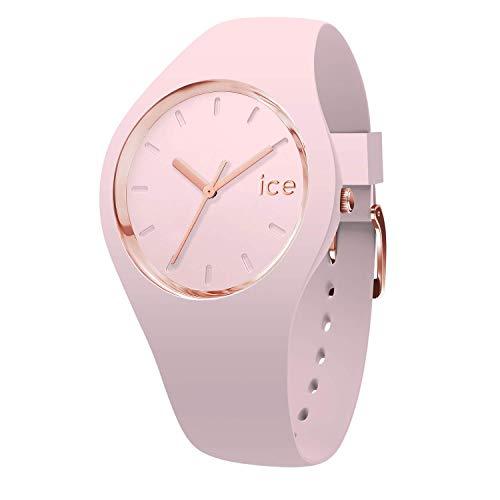 アイスウォッチ 腕時計 レディース かわいい Glam Pastel Ice-Watch - ICE Glam Pastel Pink Lady - Women's Wristwatch with Silicon Strap - 001065 (Small)アイスウォッチ 腕時計 レディース かわいい Glam Pastel