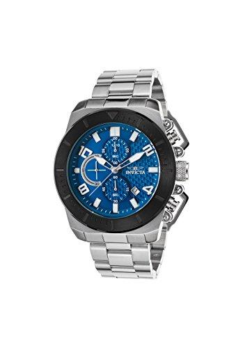 インヴィクタ インビクタ プロダイバー 腕時計 メンズ 23405 Invicta Men's Pro Diver Japanese-Quartz Watch with Stainless-Steel Strap, Silver, 10 (Model: 23405)インヴィクタ インビクタ プロダイバー 腕時計 メンズ 23405