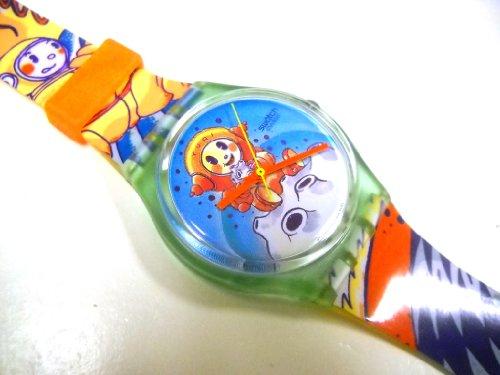スウォッチ 腕時計 レディース GG118 【送料無料】Swatch Yuri Plastic Swiss Quartz Watchスウォッチ 腕時計 レディース GG118
