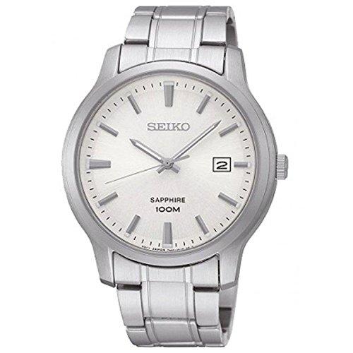 セイコー 腕時計 メンズ SGEH39P1 Watch Seiko Neo Classic Sgeh39p1 Men´s Silverセイコー 腕時計 メンズ SGEH39P1