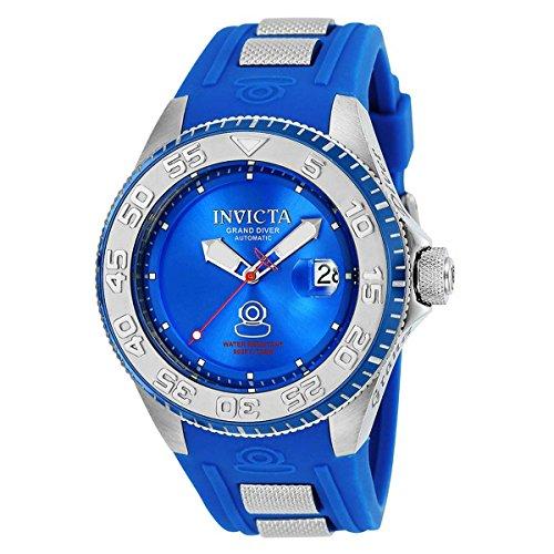 インヴィクタ インビクタ プロダイバー 腕時計 メンズ 25254 Invicta Men's Pro Diver Stainless Steel Chinese-Automatic Diving Watch with Silicone Strap, Blue, 28 (Model: 25254)インヴィクタ インビクタ プロダイバー 腕時計 メンズ 25254