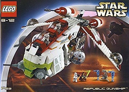 レゴ スターウォーズ 20110 LEGO Star Wars Republic Gunship (7163)レゴ スターウォーズ 20110