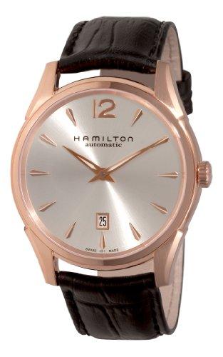 無料ラッピングでプレゼントや贈り物にも 逆輸入並行輸入送料込 腕時計 ハミルトン メンズ H38645755 送料無料 Men's Slim Watch腕時計 2020 新作 Jazzmaster Dial Silver Hamilton 毎日がバーゲンセール